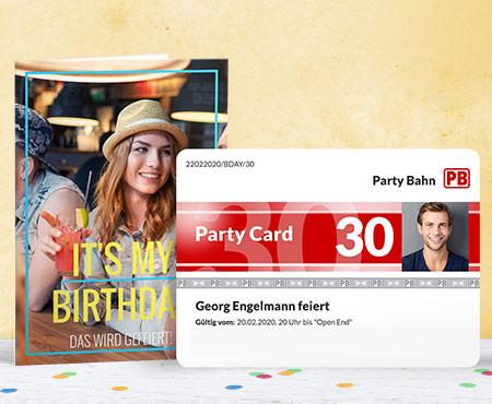 Geburtstagskarten Selbst Gestalten Online Bestellen