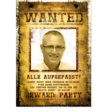Wanted - 50 Jahre