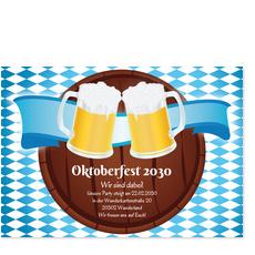 Oktoberfest - Bierfass