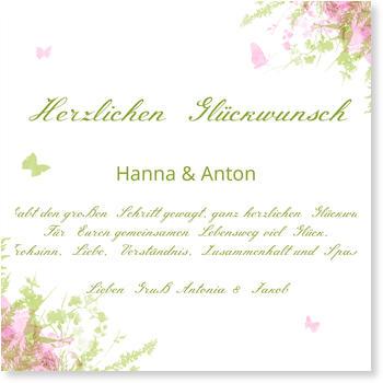Gluckwunschkarten Hochzeit Jetzt Gratis Muster Bestellen
