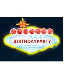 Partysign Las Vegas