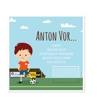 Kleiner Fußballstar