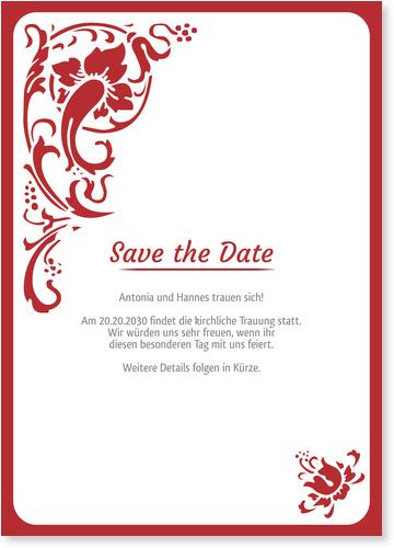 Save The Date Karten / Save the Date Karten | Gratis Musterkarten und Versand