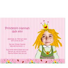 Kleine Prinzessin feiert!