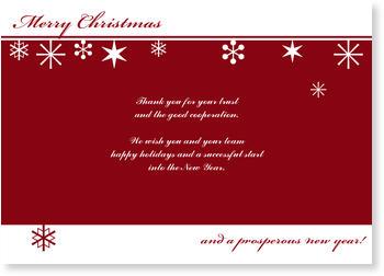weihnachtskarten gesch ftlich wunderkarten. Black Bedroom Furniture Sets. Home Design Ideas