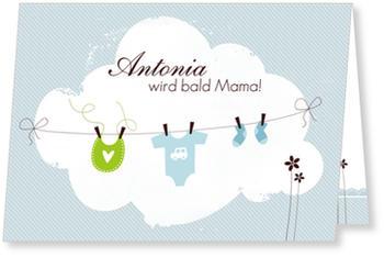 einladungskarten babyparty | schneller & kostenloser versand, Einladung