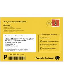 Partypost