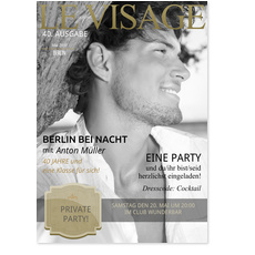 Magazin - Le Visage - Homme