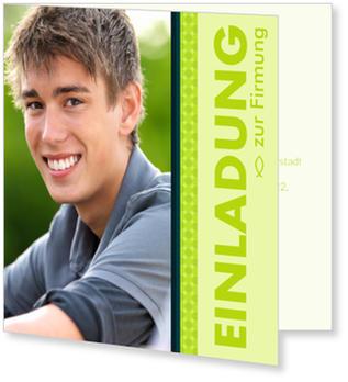 einladungskarten firmung | schneller & kostenloser versand, Einladung