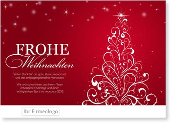 glitzerbaum weihnachtskarten mit gutem zweck f r firmen. Black Bedroom Furniture Sets. Home Design Ideas