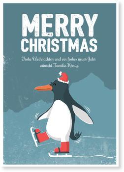 Tierische Weihnachtsgrüße.Tierische Weihnachtskarten