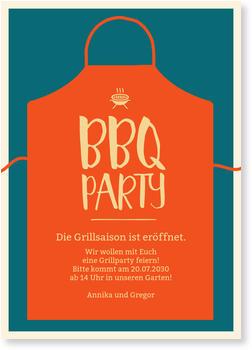 Einladungskarten Sommerfest | Versandfertig In 24 Stunden, Einladung