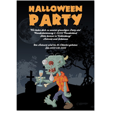 Zombie-Party